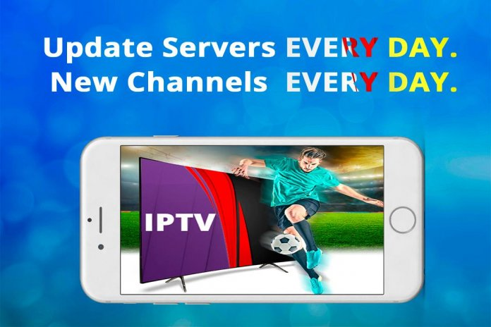 Daily IPTV updates 2018 1 4 3 Download APK for Android - Aptoide