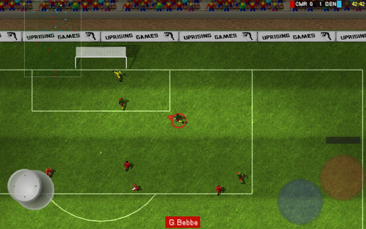 Super Soccer Champs FREE screenshot 1