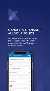 KFinKart - Investor Mutual Funds screenshot 5
