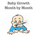 Baby Growth Month by Month