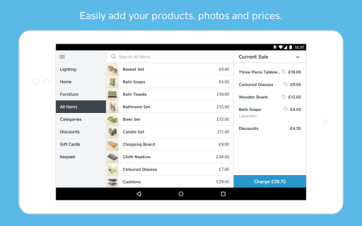 Square Point of Sale - POS screenshot 6