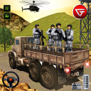 US Army Truck Driving 2018: Real Military Truck 3D