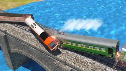 Train Simulator by i Games v 2.5 (Mod Money/Unlock) 2