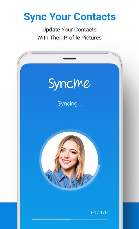 Sync.ME - Caller ID, Spam Call Blocker & Contacts screenshot 4