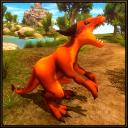 Raptor Dinosaur Simulator
