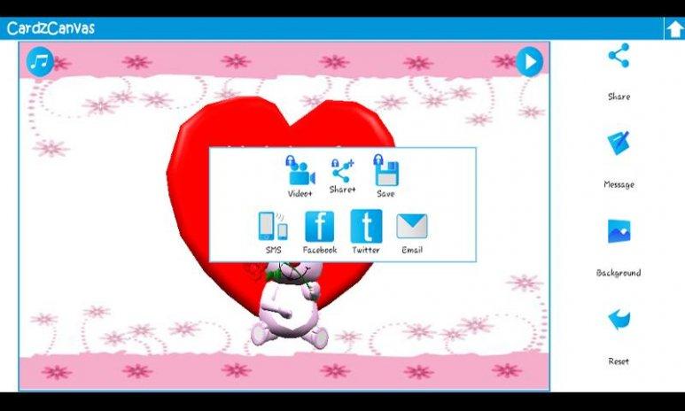 3d Animated Greeting Cards Screenshot 9