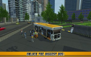 High School Bus Driver 2 v 1.9 Мод (Unlocked/Ads-free) 1