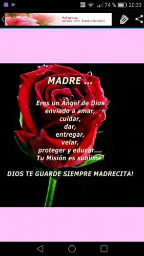 Poemas Para Dia De Las Madres