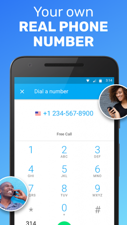 Text Me - Free Texting & Calls 3 18 2 Download APK for