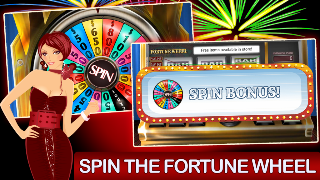 Wheel of Fortune Mobile Free Slot Game - IOS / Android Version