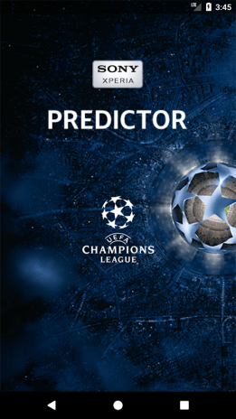 UCL Predictor 2 0 1 Download APK for Android - Aptoide