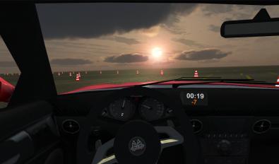 Slalom Racing Simulator v 1.0 1