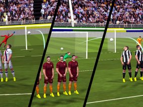 Champions Free Kick League 17 Screenshot