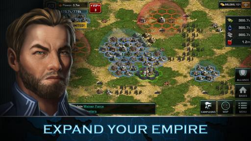 War of Nations: PvP Domination screenshot 13