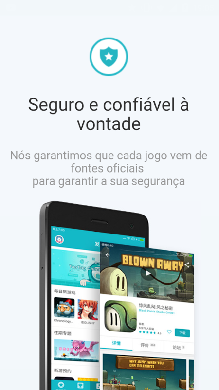 TapTap Games screenshot 1