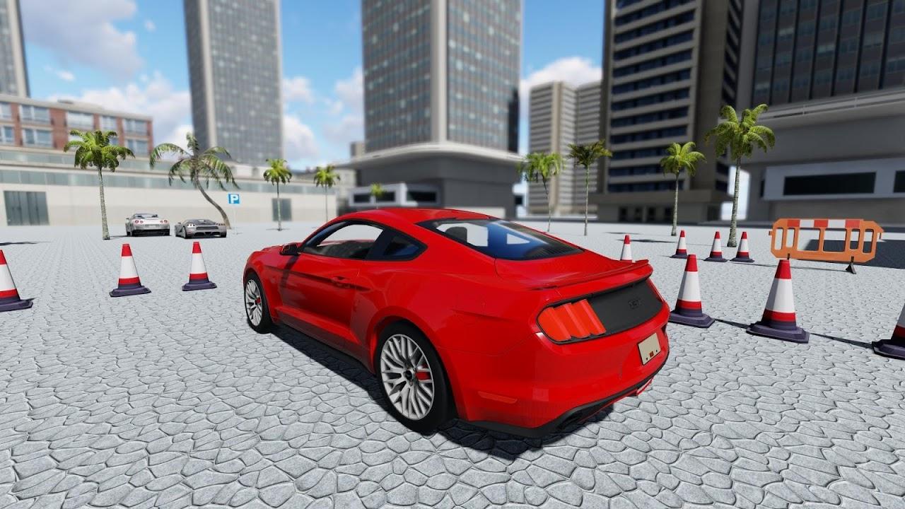 Парковка Авто - Car Parking 3D screenshot 1