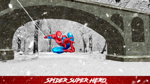 Super Spider Hero: Amazing Spider Super Hero Time screenshot 6