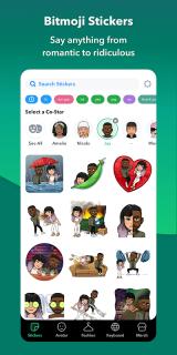 Bitmoji – Your Personal Emoji screenshot 6