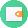 Wallet - Money, Budget, Finance Tracker, Bank Sync Icon