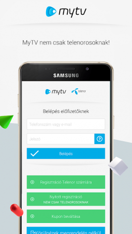MyTV Telenor 1 3 0027 Download APK for Android - Aptoide