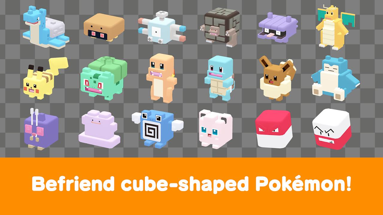 Pokémon Quest screenshot 3
