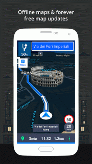 GPS Navigation & Maps Sygic screenshot 2