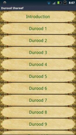 40 Durood Shareef 1 0 0 OLD Baixar APK para Android - Aptoide