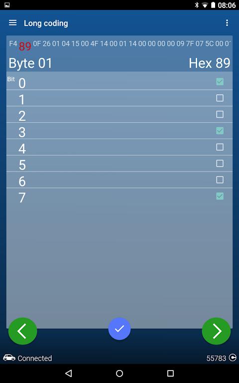 OBDeleven PRO car diagnostics app VAG OBD2 Scanner screenshot 20