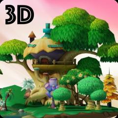 3d Kartun Taman Hidp Wallpaper 1 14 Unduh Apk Untuk Android Aptoide