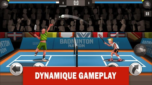 Badminton League screenshot 4