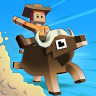 Rodeo Stampede Sky Zoo Safari Icon