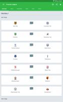 Onefootball - Football scores Screen