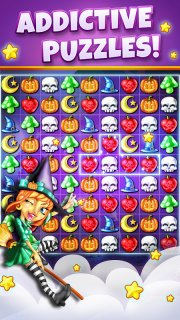 Witch Puzzle - New Match 3 Game screenshot 14