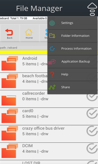 app file manager apk for android aptoide