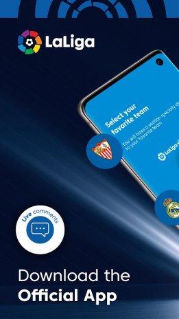 La Liga - Spanish Football League Official 7 3 4 Download