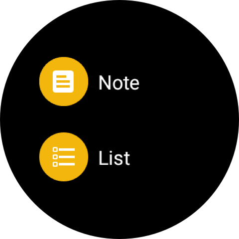 Google Keep - Notes and Lists screenshot 2