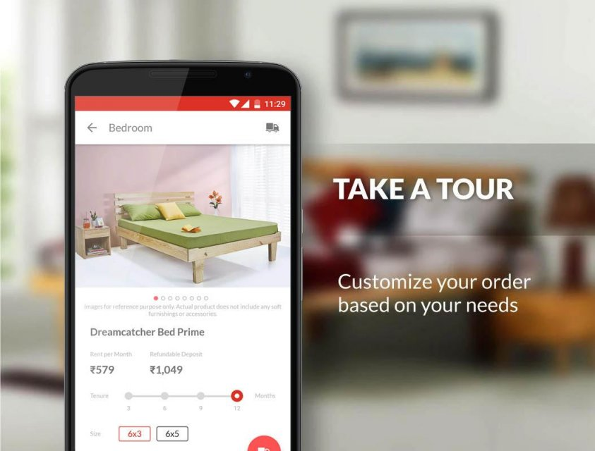 Rentomojo Furniture Rental App Download Apk For Android