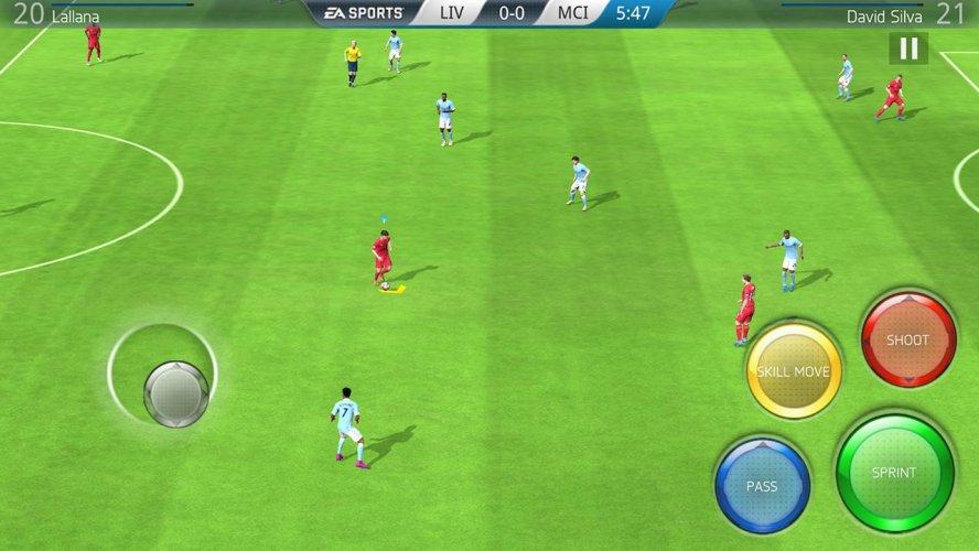 FIFA 16 screenshot 4