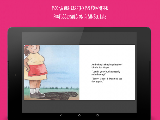Book Dash: Free African Stories for Kids screenshot 3