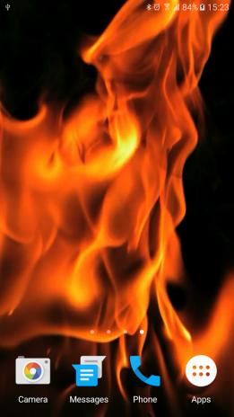 Fire Live Wallpaper Screenshot 5