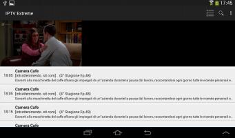 IPTV Extreme Screen