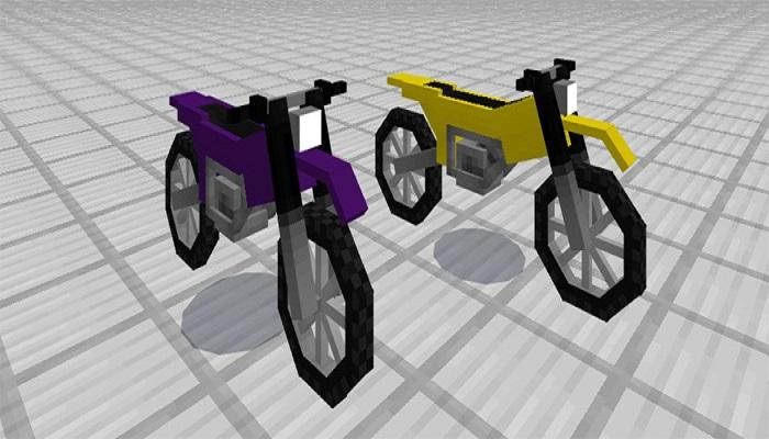 Bikes for Minecraft MCPE Addon 1 2 Download APK for Android - Aptoide