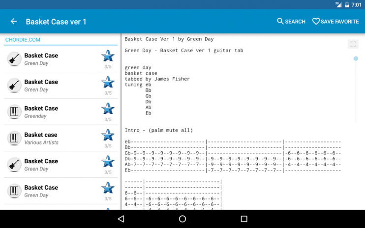 Achording Guitar Tabs & Chords 3.5.6 Download APK for Android - Aptoide