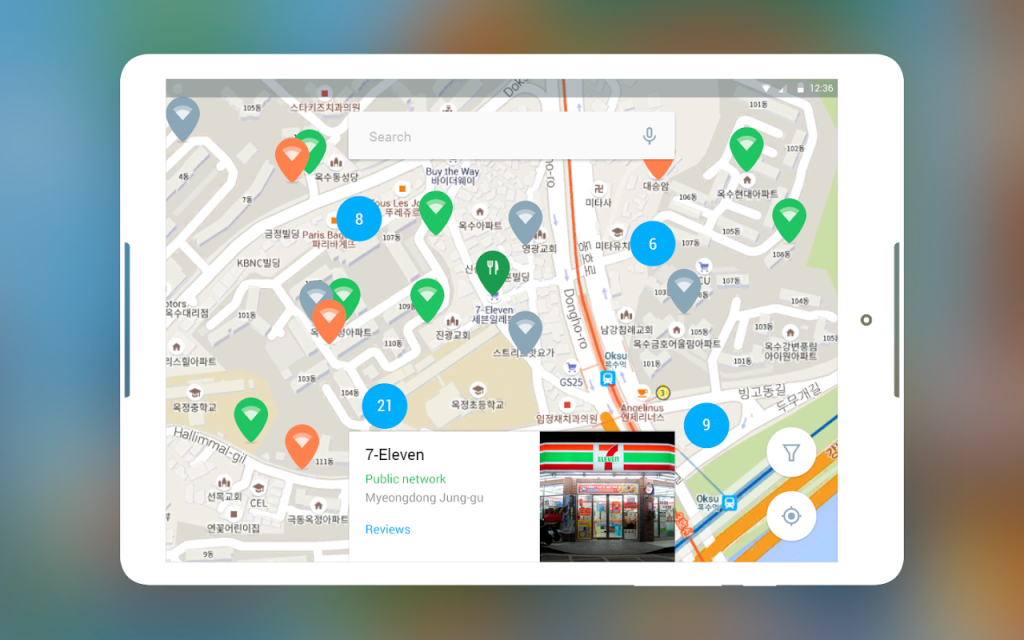 Free WiFi Seoul | Download APK for Android - Aptoide