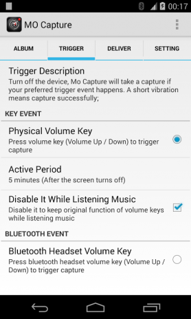 Mo Capture, capture silently V2 2 6 Download APK for Android - Aptoide
