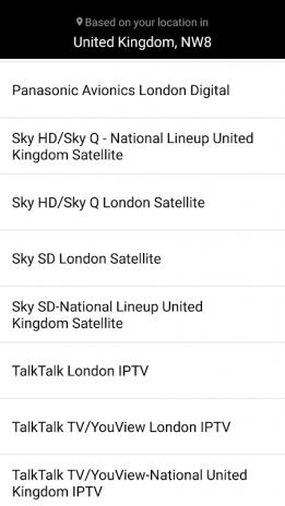 Peel Universal Smart TV Remote Control 10 7 7 1 Download APK