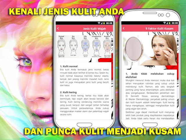 Cara Memutihkan Wajah Dalam 7 Hari 1 0 Telecharger Apk Android Aptoide