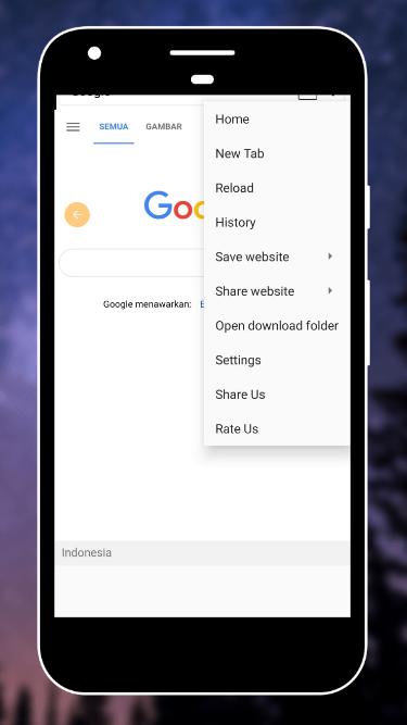 BF Browser Terbaru ( MekiMax ) - Buka Situs Web screenshot 2