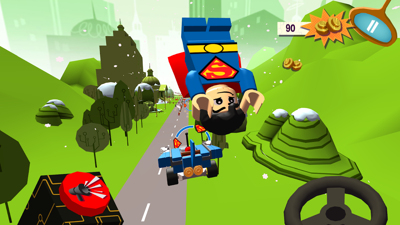 LEGO® DC Mighty Micros screenshot 1
