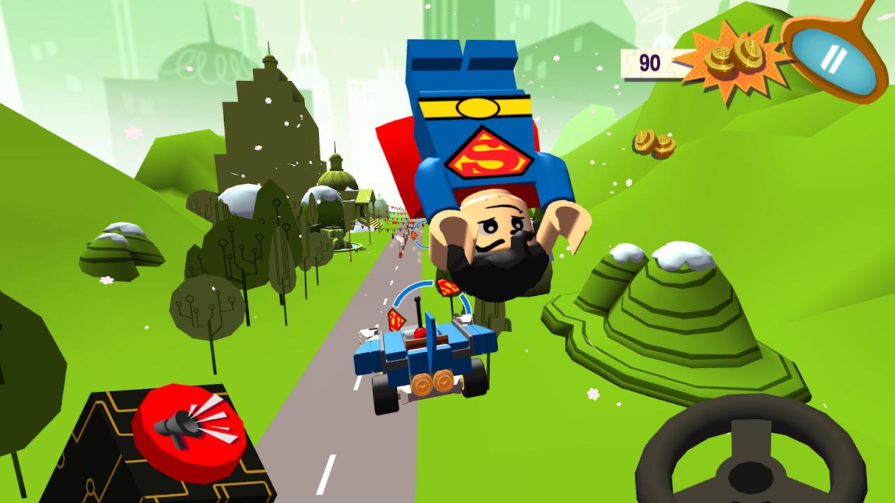 LEGO� DC Mighty Micros screenshot 1